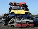 Złomowisko samochodów