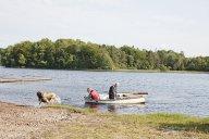 aktywny wypoczynek nad jeziorem